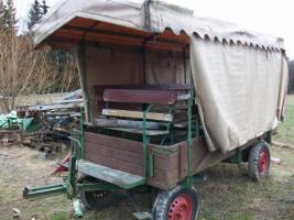 Foto 2 Kremser Planwagen Kaltblut Warmblut Haflinger
