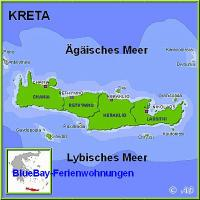 Foto 10 Kreta - BlueBay-Ferienwohnungen & Studios im ruhigen Süden Kretas