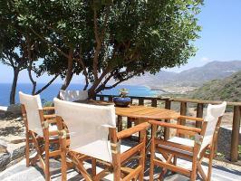 Foto 11 Kreta, Luxuriöse Stein-Villa in kretischen Ambiente mit imposantem Meerblick