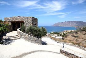 Foto 12 Kreta, Luxuriöse Stein-Villa in kretischen Ambiente mit imposantem Meerblick