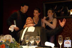 Foto 5 Krimidinner ''Mord a la Carte''  13.12. Hotel Krone Kerns