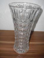 Kristall – Blumenvase
