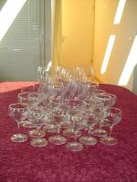 Kristall Glaeser Set