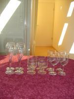 Foto 3 Kristall Glaeser Set