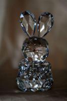 Foto 13 Kristallfiguren mit Goldauflage