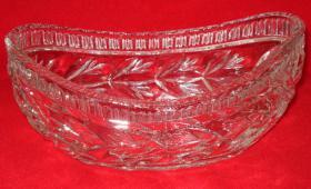 Foto 5 Kristallglas 4tlg. 2 Schalen + 2 Zuckerdosen