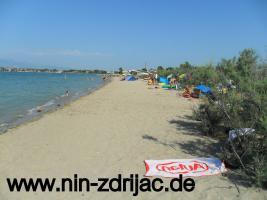 Kroatien Ferienwohnung Sandstrand