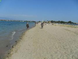 Foto 11 Kroatien Sandstrand, Ferienwohnung Nin bei Zadar