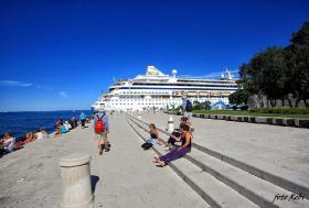 Foto 13 Kroatien Sandstrand, Ferienwohnung Nin bei Zadar