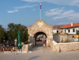 Foto 15 Kroatien Sandstrand, Ferienwohnung Nin bei Zadar