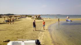 Foto 16 Kroatien Sandstrand, Ferienwohnung Nin bei Zadar