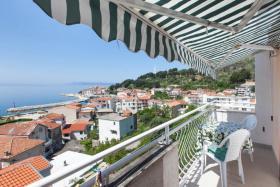 Kroatien - Makarska Riviera – PODGORA  - FeWo MARINA 3 - Fur 2  pers