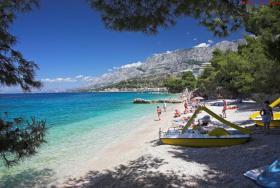 Foto 13 Kroatien - Makarska Riviera – PODGORA  - FeWo MARINA 3 - Fur 2  pers