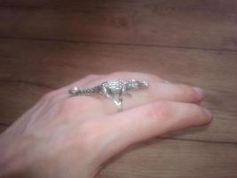Foto 2 Krokodil Ring