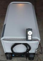 Kroll Kondensentfeuchter T 40 mit Hygrostat neuwertig nicht benutzt