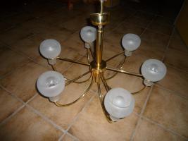 Kronleuchter mit Leuchtmittel