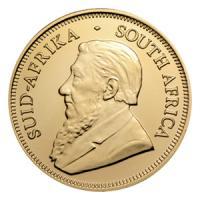 Foto 2 Krügerrand Goldmünzen