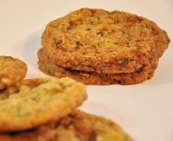 Foto 2 Kürbiskern - Krokant Cookies mmm.