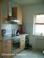 Linke Seite der Küche