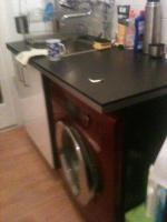 Foto 2 Küche mit Einbaugeräten abzugeben