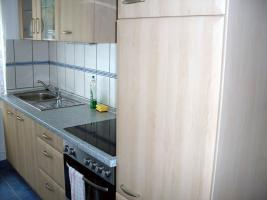 Küche mit Elektrogeräten Energieklasse A