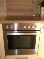 Foto 5 Küche Hochglanz Jasmin, Nuss-Nachbildung Nougat - TOP Zustand