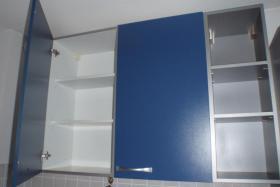 Foto 6 Küche L - Form inkl. Herd Ceranfeld Kühlschrank Gefrierfach Küchenschrank Spüle mit Mischbatterie