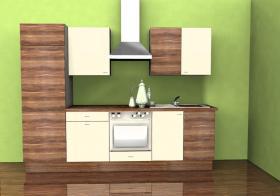Küche in Tischlerqualität