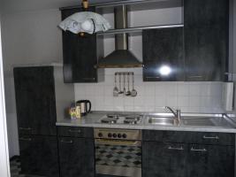 Küche in gutem Zustand