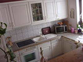 Foto 3 Küche komplett mit E-Herd, Spüle, Kühl-Gefrierkombi, Geschirrspülmaschine