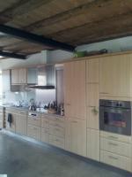 Foto 2 Küche komplett mit Elektrogeräten, keine Spülmaschine