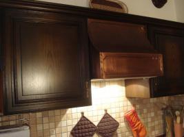 Foto 4 Küche massiv Holz Nussbaum, inkl. Geschirrspüler!