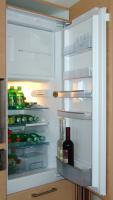 Foto 4 Küche neu, ewe, ahorn classic, stand in einer Ausstellung ca. 3,2 x 2,2 m