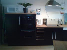 Foto 2 Küche (schwarz) ,1 Jahr alt, zu verkaufen!!!