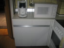 Foto 3 Küche weiß braun