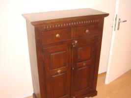 Foto 2 K�che, Esszimmertisch, St�hle, Kommode, Wohnzimmercouch zu verkaufen