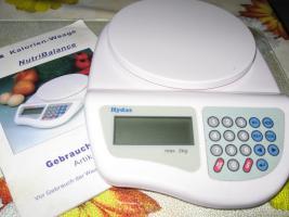 Küchen/Diätwaage digital neuwertig