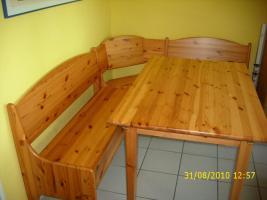Küchen-/Esszimmersitzecke