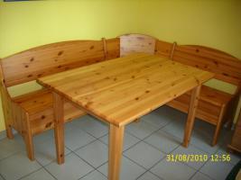 Foto 2 Küchen-/Esszimmersitzecke