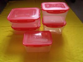 Foto 5 Küchenartikel für schnelles, einfaches u. zeitsp. arb. u. sinv. Aufbewahrung!