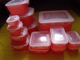 Foto 10 Küchenartikel für schnelles, einfaches u. zeitsp. arb. u. sinv. Aufbewahrung!