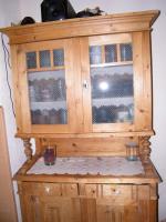 Foto 4 Küchenbuffetschrank Weichholz (ca. 100 Jahre alt)