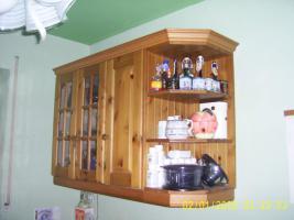 Foto 2 Küchenmöbel von IKEA, Front Holz, gebeizt, für Selbstabholer