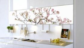Foto 2 Küchenrückwand Küchennische küche Küchenrückwände Küchen