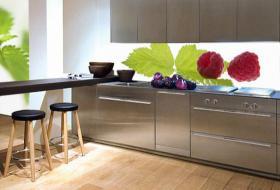 Foto 3 Küchenrückwand Küchennische küche Küchenrückwände Küchen