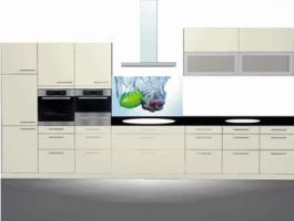Foto 6 Küchenrückwand Küchennische küche Küchenrückwände Küchen