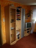 Foto 2 K�chenschr�nke, Einbauherd, Wohnwand