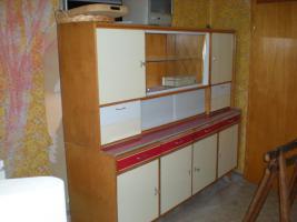 K�chenschrank Baujahr circa 1960 Zustand gut