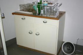 Küchenschrank günstig abzugeben 60er jahre