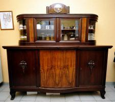 Küchenschrank/ Küchenbuffet - 1900 - Jugendstil Gründerzeit
